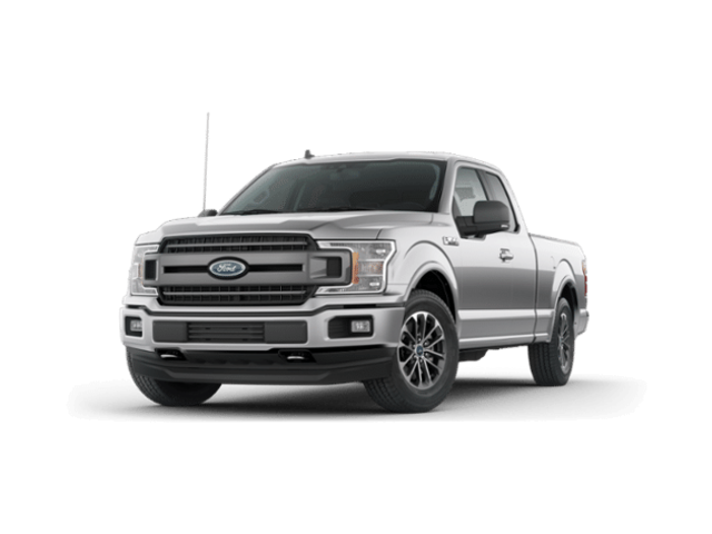 New 2019 Ford F-150 XLT Truck For Sale in Folsom